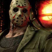 """Jogo """"Mortal Kombat X"""" ganha novo vídeo com gameplay do aterrorizante Jason, de """"Sexta-Feira 13"""""""