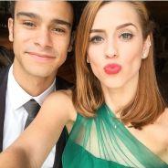 """Final de """"Alto Astral"""": Sophia Abrahão e Sérgio Malheiros se despedem da novela com selfie juntinhos"""
