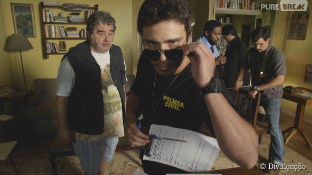 """""""Sorria, Você Está Sendo Filmado"""", com Thiago Rodrigues, chegou aos cinemas brasileiros nesta quinta-feira (7)"""