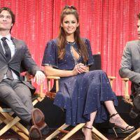 "Ian Somerhalder e Paul Wesley, de ""The Vampire Diaries"", refletem sobre despedida de Nina Dobrev"