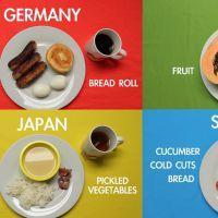 Conheça os diferentes tipos de café da manhã do Brasil, Alemanha, Japão, Estados Unidos e mais