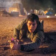 """De """"Maze Runner 2"""": 1º trailer é divulgado, com Dylan O'Brien, Kaya Scodelario e muita destruição!"""