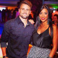 """Rafael Licks, do """"BBB15"""", dá a entender que terminou namoro com Talita em posts no Twitter! OMG"""