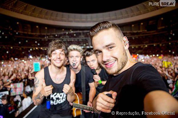One Direction é um dos confirmados no Summertime Ball
