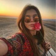 "Giovanna Lancellotti, após ""Alto Astral"", curte descanso na Califórnia. Veja as fotos no Instagram!"