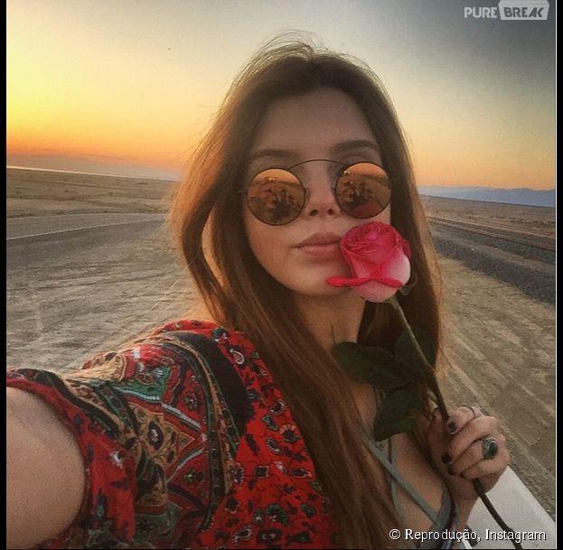Giovanna Lancellotti está curtindo muito as férias na Califórnia!