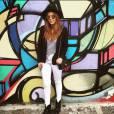 Giovanna Lancellotti fotogrofou muito nas ruas da Califórnia
