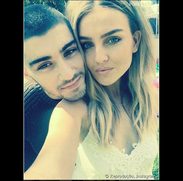 Perrie Edwards diz que casamento com Zayn Malik, ex-One Direction, vai demorar a acontecer!