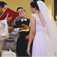 Rafaella Santos, irmã do Neymar, no casamento de DH. Gata marca presença na festa do cantor!