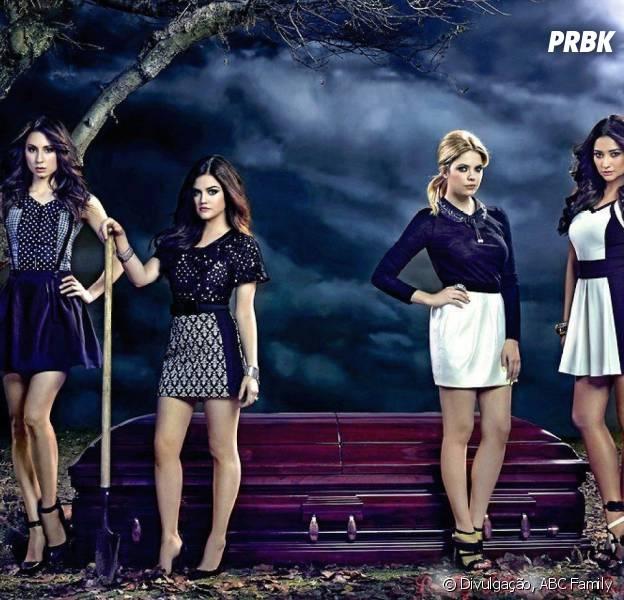 "O que vai acontecer na 6ª temporada de ""Pretty Little Liars""?"