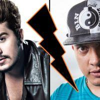 Luan Santana é ofendido por MC Bin Laden em música e fãs se revoltam na web. Climão!