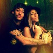 """Neymar Jr. faz tatuagem com rosto da irmã, Rafaella Santos, e fãs não perdoam: """"Tem gosto pra tudo"""""""