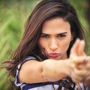 """Amor à Vida"": Valdirene vai para a casa de vidro do ""Big Brother Brasil""!"