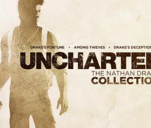 """Três jogos anteriores da franquia """"Uncharted"""" são remasterizados e lançados em um pacote de colecionador"""