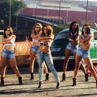 """Lexa aposta em cenário urbano e coreografias arrasadoras para o clipe do hit """"Para de Marra"""""""