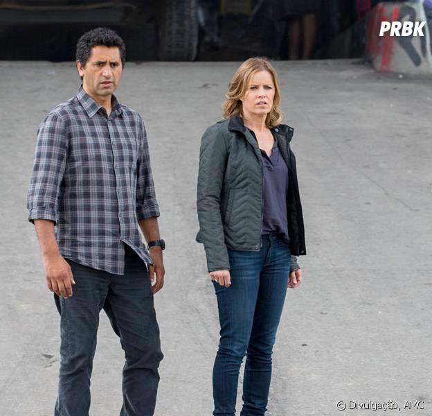 """Em """"Fear The Walking Dead"""", a história se passa toda na cidade"""
