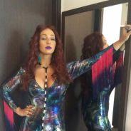 Valesca se empolga com look para a Parada Gay e diz que quer adotar perucas de Rihanna e Beyoncé!