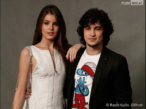 """Camila Queiroz e Gabriel Leone, protagonistas de """"Verdades Secretas"""" estão preparados para cenas mais quentes!"""