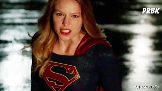 """A estreia de """"Supergirl"""" vai ser no mesmo dia que """"The Big Bang Theory"""" para conseguir mais audiência"""