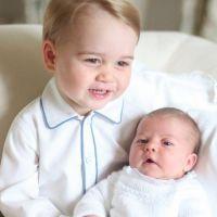 Príncipe George e Charlotte, da família real, e outros irmãos fofíssimos do mundo dos famosos!