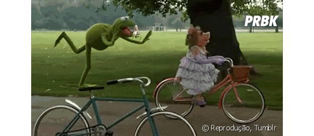Bicicleta para andar ao ar livre