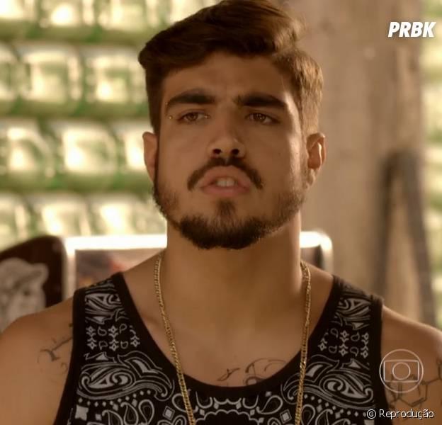 """Em """"I Love Paraisópolis"""", Grego (Caio Castro) vai ser envenenado!"""