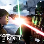 "Trailer de ""Star Wars Battlefront"" mostra que Luke Skywalker vai enfrentar Darth Vader no game"