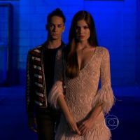 """Novela """"Verdades Secretas"""": Angel (Camila Queiroz) vai parar na delegacia depois de book rosa!"""