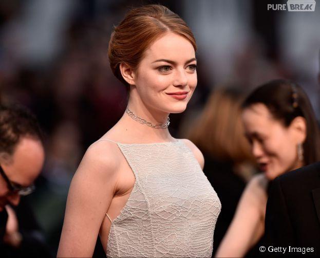 """Emma Stone explica melhor porque se recusou a participar do novo """"Os Caça-Fantasmas"""""""