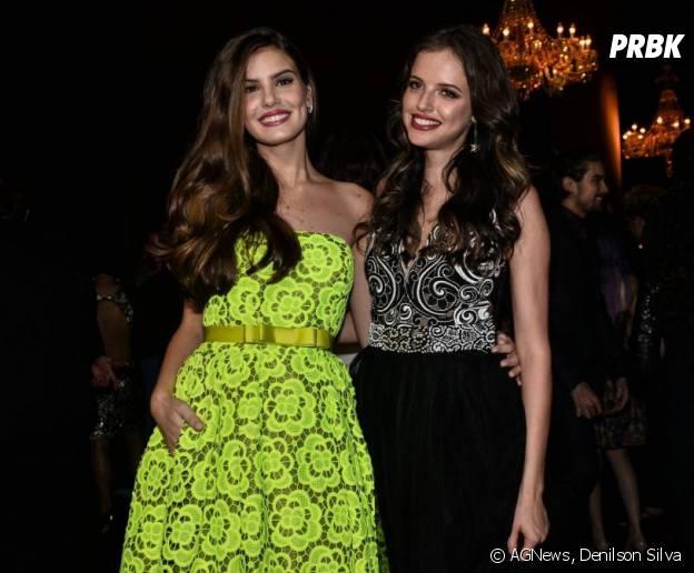 """Giovanna (Agatha Moreira) vai se juntar à Angel (Camila Queiroz) na Fanny Models em """"Verdades Secretas"""""""