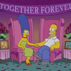 """Nova temporada de """"Os Simpsons"""": FOX pública vídeo romântico de Margie e Homer"""