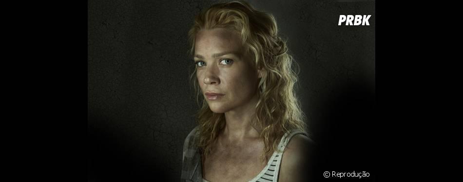 """As mortes fazem parte de """"The Walking Dead"""", mas não precisava acontecer isso longo quando Andrea (Laurie Holden) se tornava um personagem interessante"""