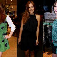 Marina Ruy Barbosa, Giovanna Lancellotti e Isabella Santoni mostram fotos da infância no Instagram