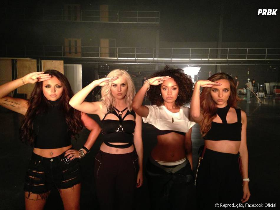 A Little Mix não quer mais trabalhar com a sexualidade que usaram em seus outros vídeos e trabalhos