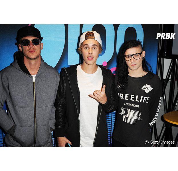 Justin Bieber vai lançar clipe com Skrillex e Diplo