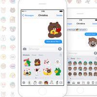 App LINE Emojis: envie figuras e stickers maneiríssimos dentro de qualquer mensageiro