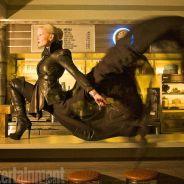 """Em """"Once Upon a Time"""": na 5ª temporada, a Senhora das Trevas é destaque do primeiro pôster revelado"""