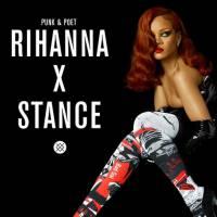 Rihanna é a nova diretora criativa da marca Stance. Veja outras parcerias fashion da cantora