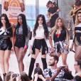 As meninas do Fifth Harmony arrasaram nas coreografias e performances