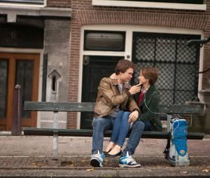 """""""A Culpa é das Estrelas"""", também de John Green, é estrelado por Shailene Woodley e Ansel Elgort"""