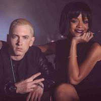 """Com Rihanna, Eminem lança clipe obscuro para o hit """"The Monster"""""""