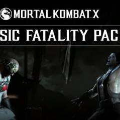 """Nostalgia em """"Mortal Kombat X"""": jogo ganha mais cinco Fatalities clássicos para baixar de graça"""