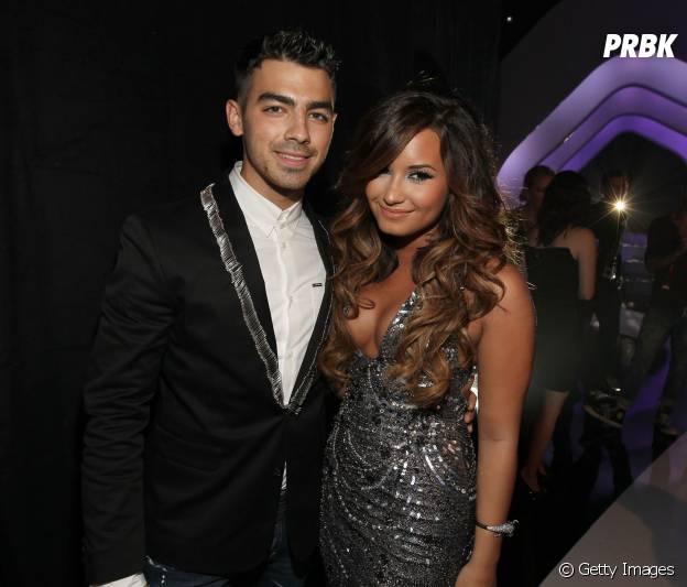 Demi Lovato e Joe Jonas namoraram em 2010