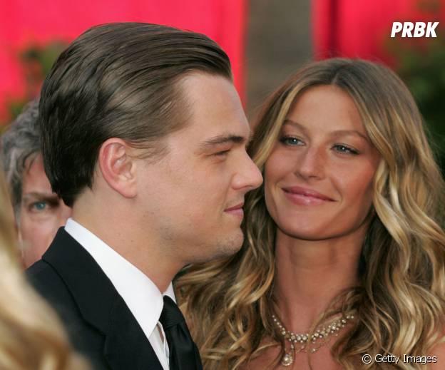 Gisele Bündchen e Leonardo DiCaprio namoraram por quatro anos
