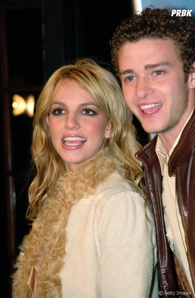 Britney Spears e Justin Timberlake namoraram em 2000