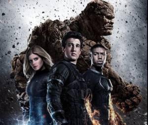 """""""Quarteto Fantástico"""" está agendado para chegar aos cinemas em 6 de agosto"""