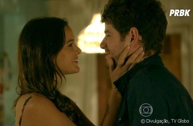 """Em  """"I Love Paraisópolis"""", Mari (Bruna Marquezine) e Benjamin (Maurício Destri) se aproximam mais ainda!"""