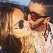 Zayn Malik, ex-One Direction, e Perrie Edwards teriam terminado namoro por mensagem, segundo jornal