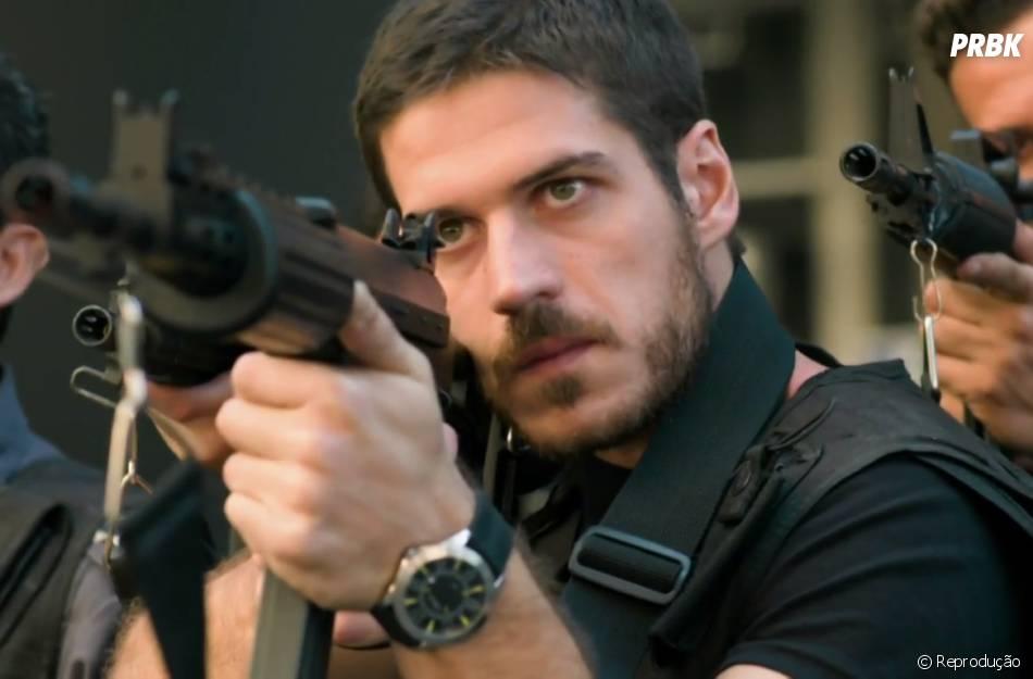 Marco Pigossi é um policial badass em A Regra do Jogo - Purebreak