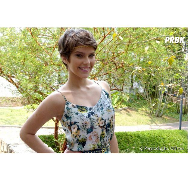 """Isabella Santoni em """"Malhação"""": Intérprete de Karina fala sobre Muay Thai"""